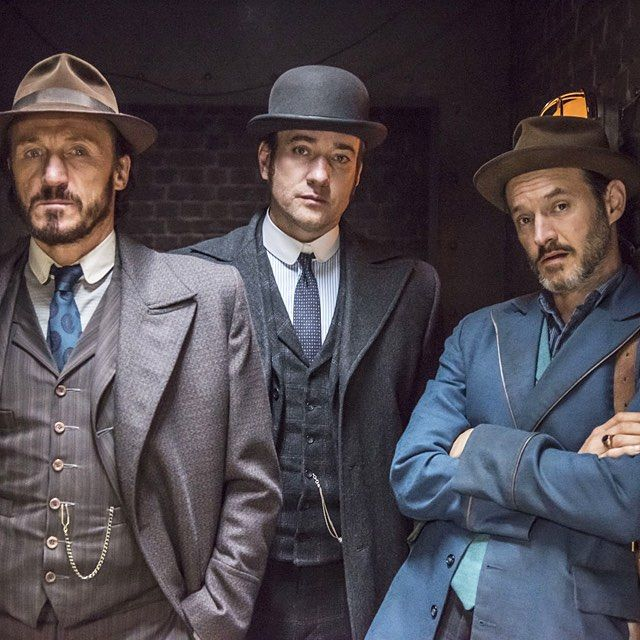 New Ripper Street promo photo for series 4. Coming soon! #RipperStreet