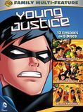 Young Justice: 12 Episodes [3 Discs] [DVD]
