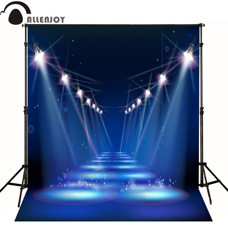 >> Click to Buy << Allenjoy photographic background Stage lighting dynamic fashion photo backdrops for sale fabric vinyl fondos fotografia #Affiliate