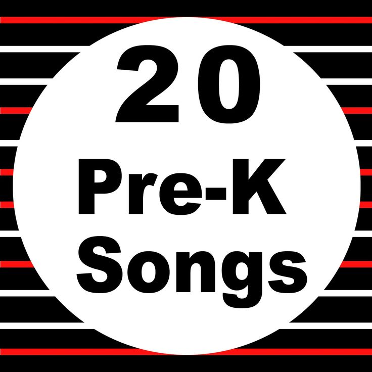 20 Best Preschool Songs free printable! - Wildflower ...