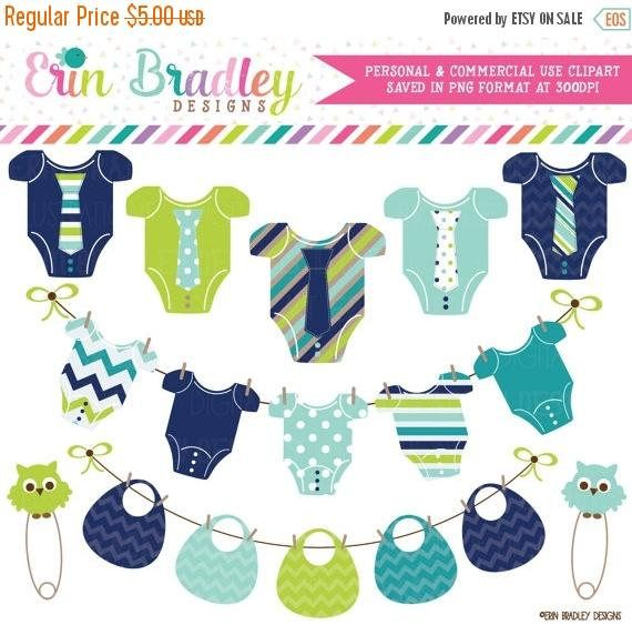 This 9 piece personal & commercial use clipart set includes baby boy infant tees, owl safety pins and bib & tee bunting in blue and green. [ D E T A I L S ] ------------------------------------------- • Graphics as shown • Saved in PNG format (with transparent backgrounds) at 300