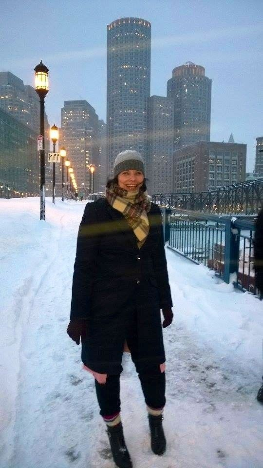 BLOGI: Matkamuistoja Bostonista osa 1 - Opsia etsimässä - Vuodatus.net