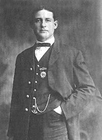 Buck Garrett (1871-1929) - The nephew of Pat Garrett. When he was just 18, he served as a posseman for the US Deputy marshals, which led to a life as a career lawman. In 1905 he became the Chief of Police in Ardmore, a position he held until 1910, when he was elected as the Carter County Sheriff. He suffered a stroke and died when he was 58 years old and was buried in Ardmore, Oklahoma.