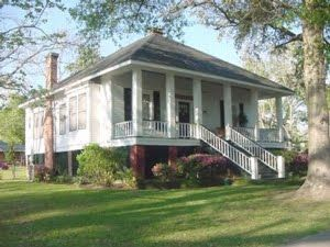 french creole cottage house plans - house plans