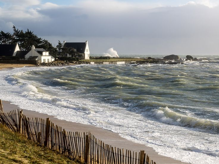 balade photo en Finistère, Bretagne et...: Christine est passée en début de journée (5 photos)