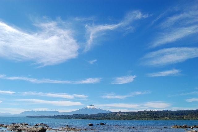 Lago Villarrica, uno de mis lugares favoritos