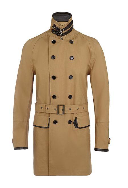 BELSTAFF Jacket in luxe bonded cotton €1,100.00   #BELSTAFF #BARKSTON #JACKET #COTTON #FOR #GENTLEMAN