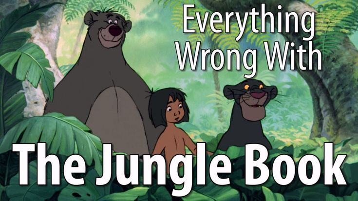 Everything Wrong With The Jungle Book (1967)