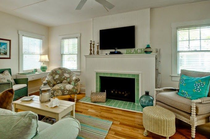 House of Turquoise: Beach Basket - Anna Maria Island