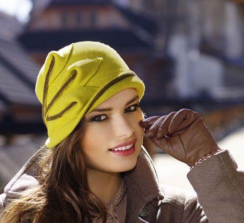 шляпы женские осенние, фото