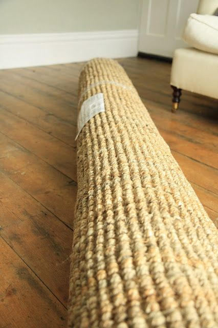 Modern Country Style: How I've Used The Perfect Jute Modern Country Rugs!!