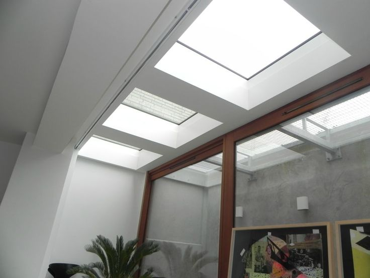 SkyVision Flat Roof Skylights | Vitral.en