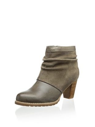 49% OFF Antelope Women's Ruched Boot (Grey)