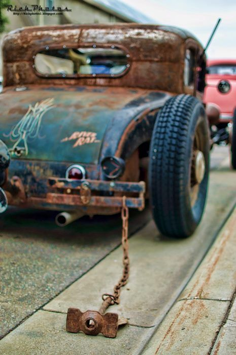 Rad: Anchors, Parks Brake, Hotrod, Ratrod, Rats Rods, Old Cars, Hot Rods, Cars Trucks, Auto Obsession