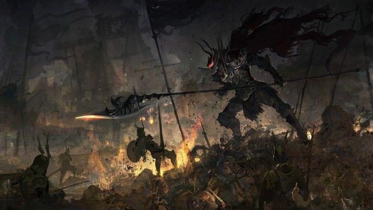 Download Echo of Soul Empire Knight Fantasy War Battle Game 1920x1200