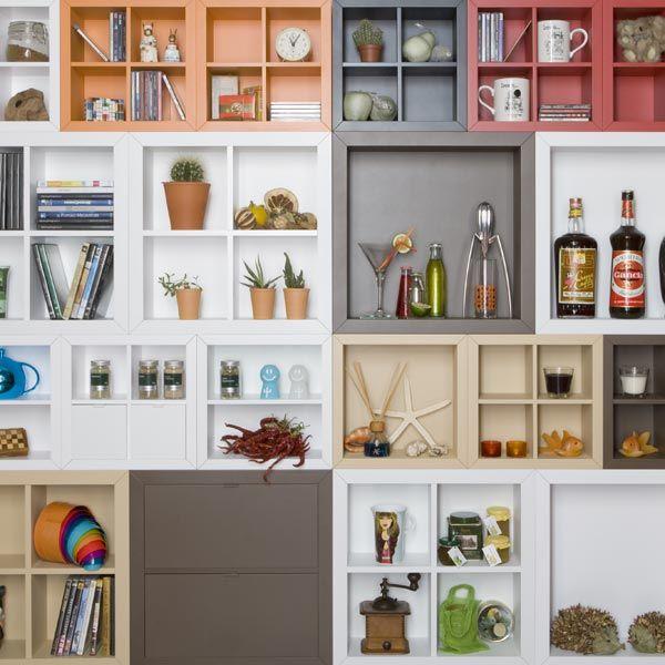 Mobili contenitori: Contenitore Kadr da Ideal Form Team Design Morozzi M. - Chiaraluce S. / UK distribution by Milani Home London #madeinitaly #design #interiordesign #bespokefurniture