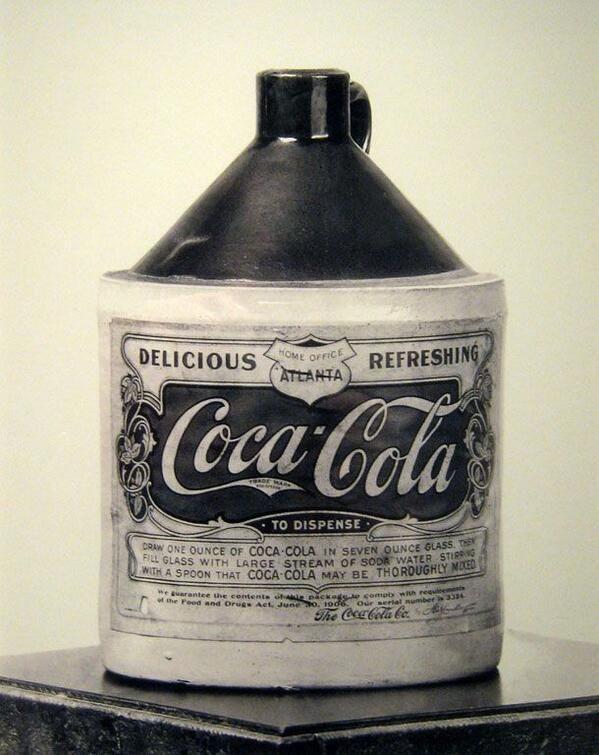 Coca-Cola Syrup, 1906. pic.twitter.com/K7qoHOWQW9