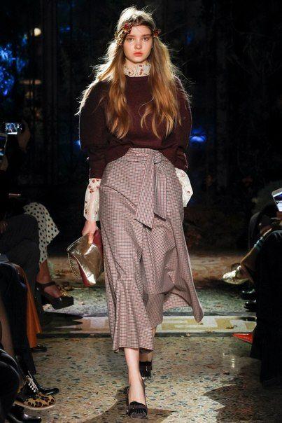 Луиза Беккариа — главный романтик миланской Недели моды