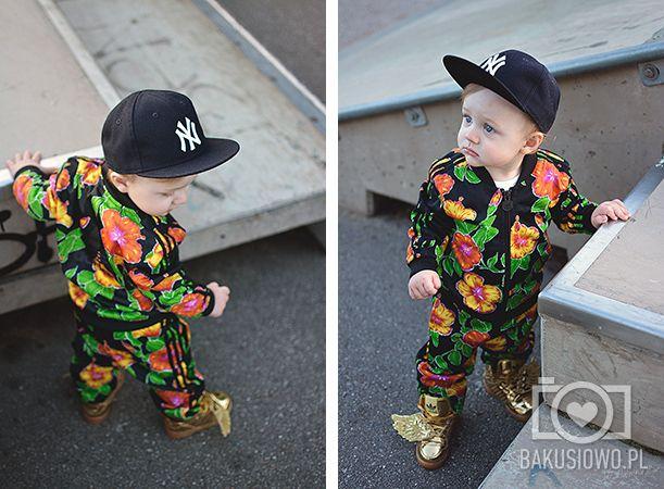 Bakusiowo for ADIDAS ORIGINALS!!! Jeremy's Scott line. #fashionkid #kidsfashion
