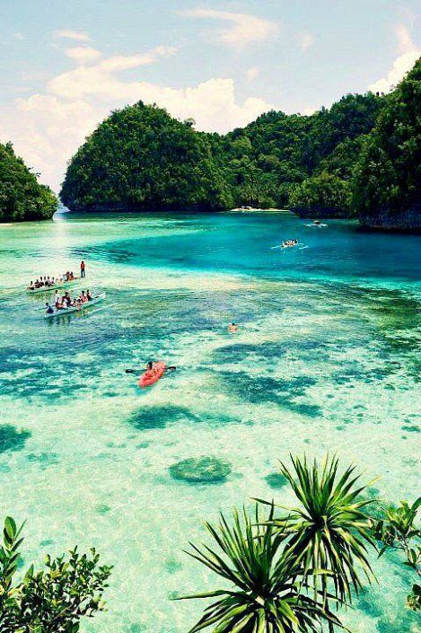 Boasting the largest mangrove forest reserves in Mindanao, Siargao is more than your surfing destination.