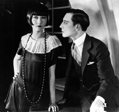 Anna May Wong and  Buster Keaton