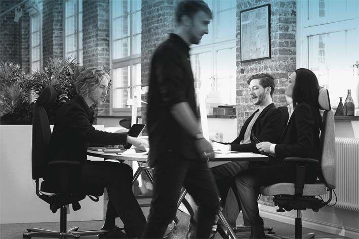 EFG erbjuder kompletta inredningslösningar för kontor och offentliga miljöer med den aktivitetsbaserade, flexibla arbetsplatsen i åtanke.