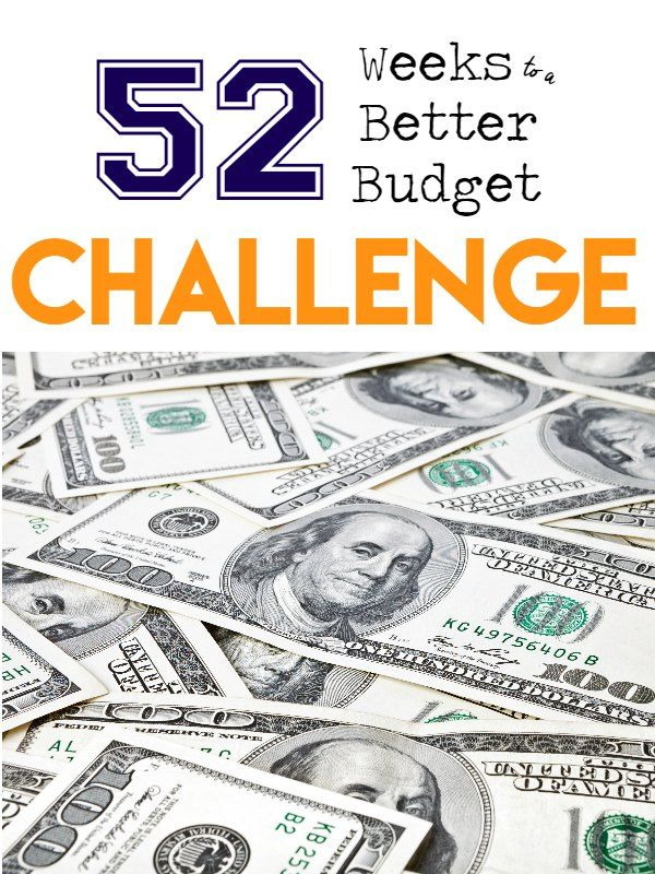 Budget Challenge :: Each Week will will explore new ways to help you create a better budget and STICK with it! Set your goals for 2015.