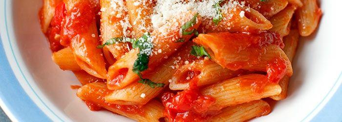 Włoski makaron z sosem arrabbiata | Blog | Kwestia Smaku