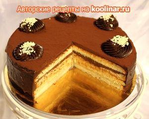 Торт Опера (вариант)