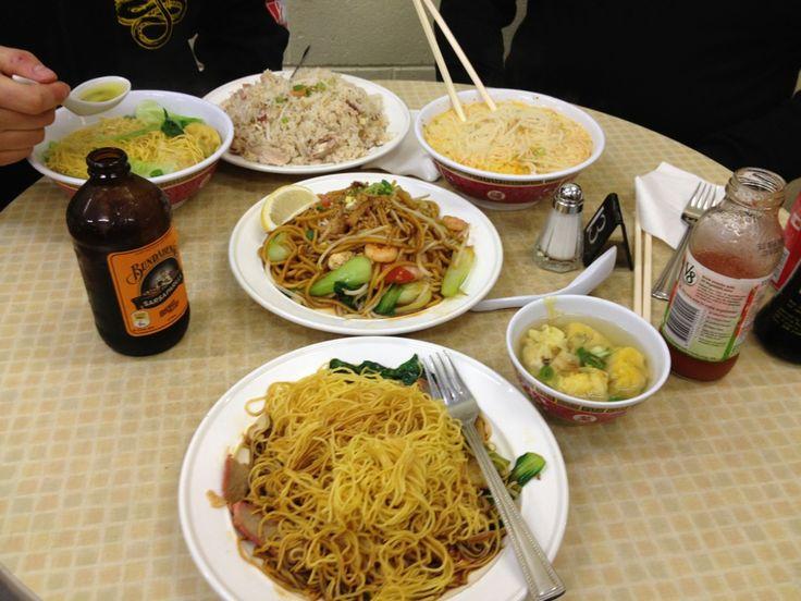 SA random Asian restaurant