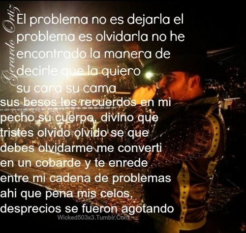 17 Best images about Gerardo Ortiz Quotes on Pinterest ...