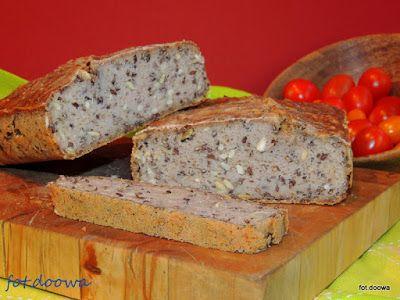 Moje Małe Czarowanie: Chleb gryczany z kaszy gryczanej niepalonej