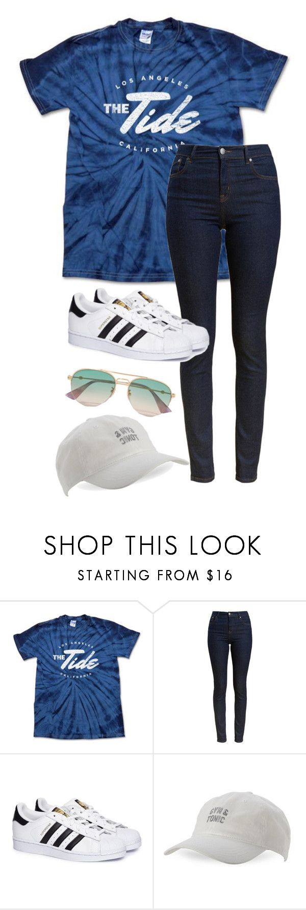 """""""camp outfit 1"""" by weirdestgirlever ❤ liked on Polyvore featuring Barbour, adidas, Body Rags and Gucci"""
