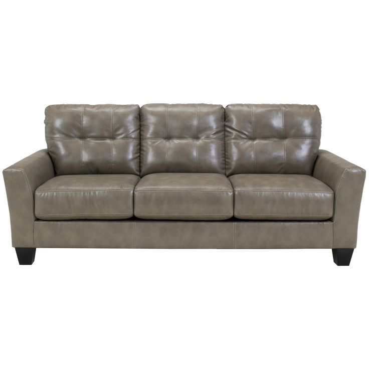 Shop For The Benchcraft Paulie DuraBlend®   Quarry Sofa At Value City  Furniture   Your New Jersey, NJ, Staten Island, Hoboken Furniture U0026  Mattress Store