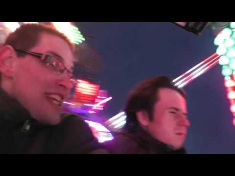 Matějská pouť 2016 - ATRAKCE JUKEBOX ZA JÍZDY / ATTRACTION JUKEBOX ON-RIDE - YouTube