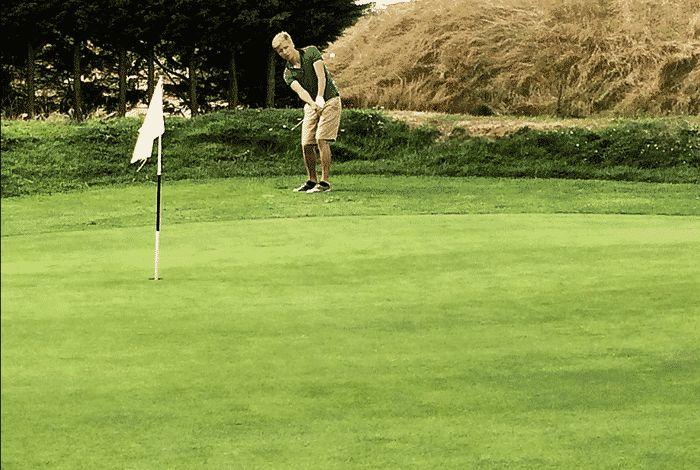 Baissez votre Index en maîtrisant l'Approche Putt ! On vous donne quelques conseils pour vous entraîner ;) (Cliquez sur le lien pour en savoir +) #ApprochePutt #golf #bonsplansgolf