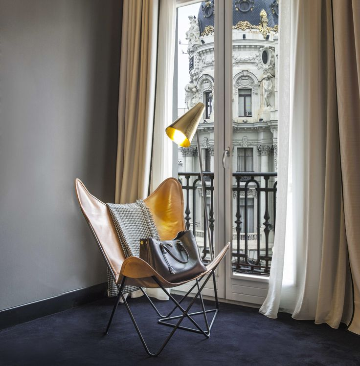 Deluxe Hotel Rooms in Madrid | The Principal Madrid