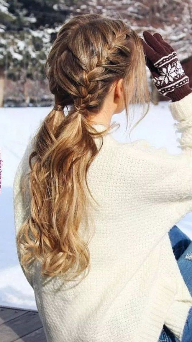73 Simple Hairstyle Ideas For School The Simple Hairstyle Ideas For Hairstyleforschoo Nice 73 Si In 2020 Long Braided Hairstyles Hair Styles Braided Hairstyles