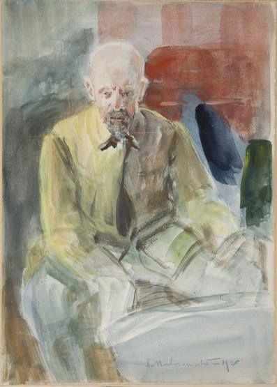 Jacek Malczewski -Autoportret