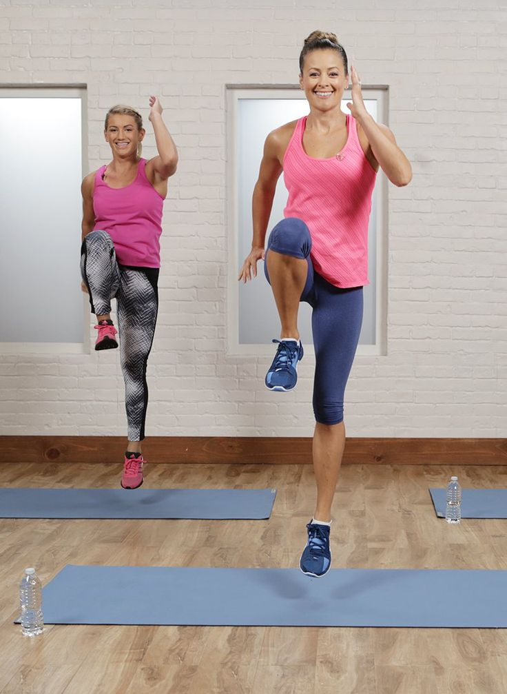 Try Our At-Home 30-Minute Cardio Workout to Burn Major Calories