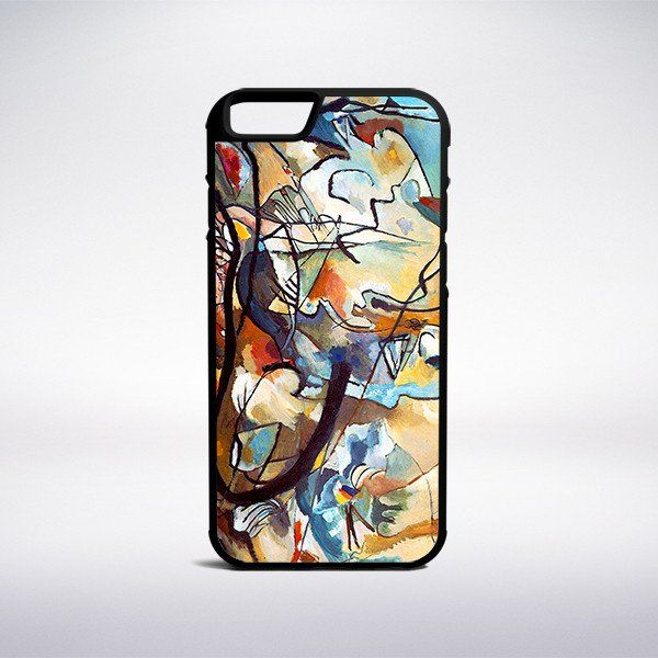 Wassily Kandinsky - Composition V Phone Case – Muse Phone Cases