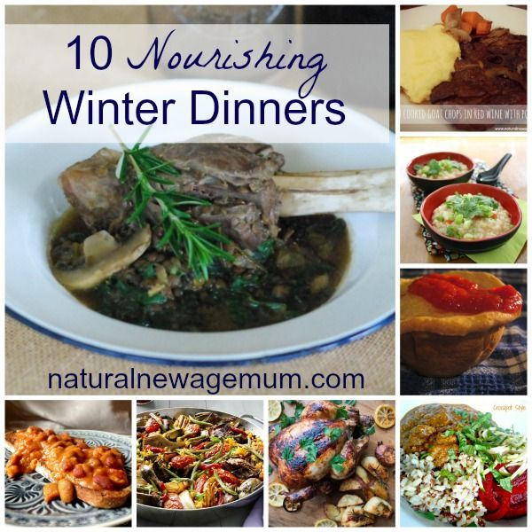 17 best images about nnam recipe collections on pinterest for Winter entrees