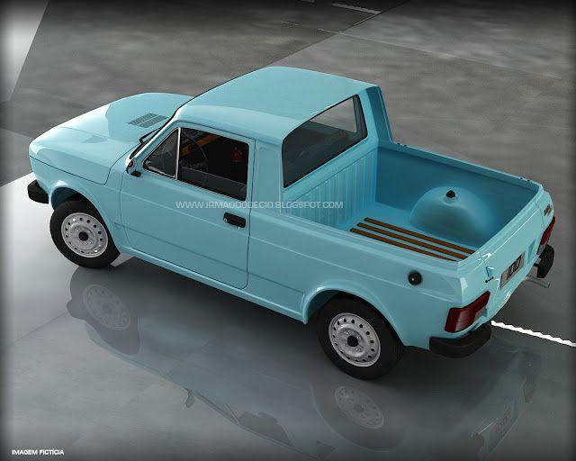 Fiat 1050 pick up