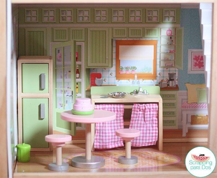 Casa de Muñecas Mansión Majestuosa de Kidkraft, montamos y probamos la casa de muñecas más grande de Kidkraft para jugar con muñecas tipo Barbie (30 cm)
