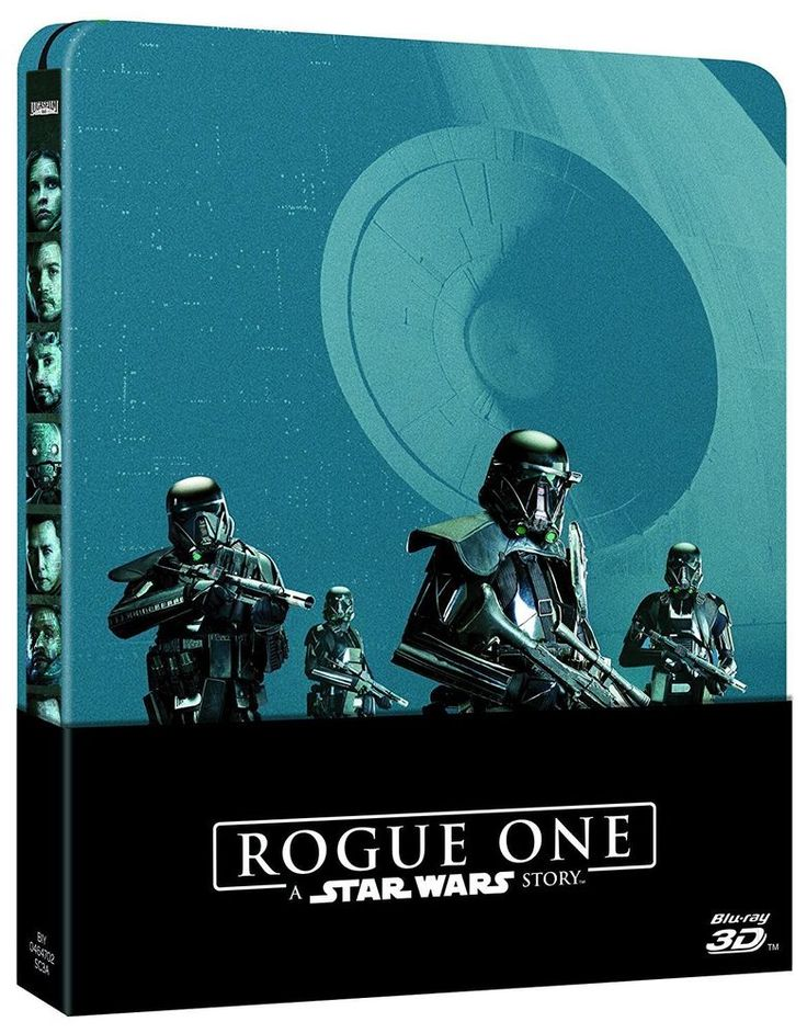 Rogue One - A Star Wars Story - Blu-Ray 3D Steelbook Nuovo Sigillato Disponibile https://goo.gl/Lasulf