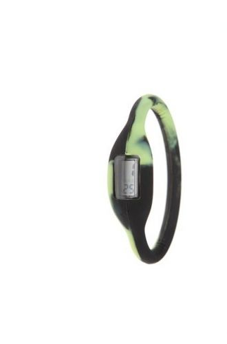 Silic Watch ION I green-black Tornado
