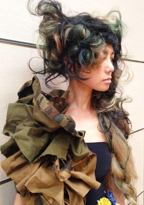 【ELLEgirl】Hair コンテスト♡ IZUMI's smile Days ! エル・ガール・オンライン
