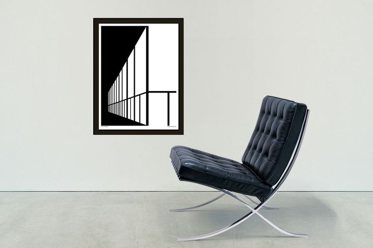 My Barcelona Chair...by Mies Van Der Rohe | DESIGN: Cool Living | Pinterest  | Barcelona, Barcelona Chair And Search