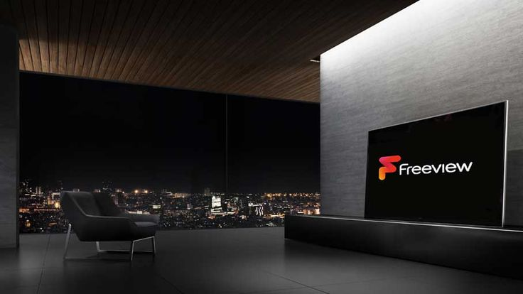 Panasonic is the first to bring Freeview Play to your living room