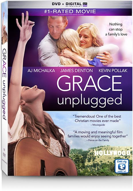 Grace unplugged movie - really good Christian movie for teens to watch with their parents/ guardian and for youth group there is a bible study to go with the movie for youth groups